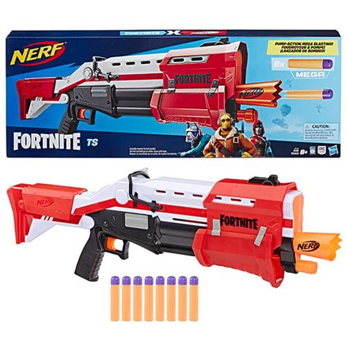 Fortnite TS Nerf Blaster