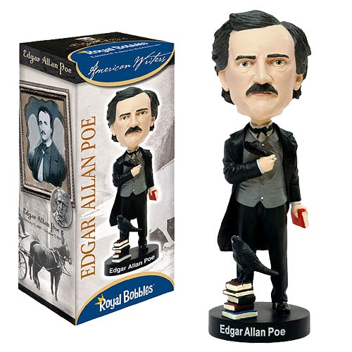 Edgar Allan Poe Bobble Head