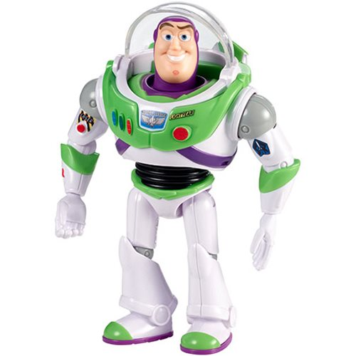 Toy Story 4 Buzz Lightyear and Visor 7-Inch Action Figure