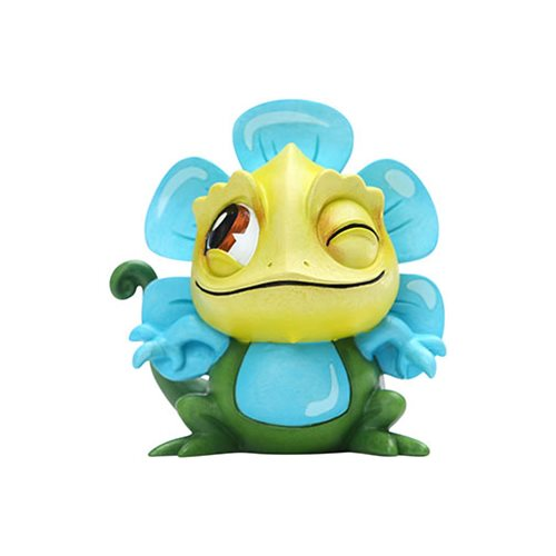 Disney The World of Miss Mindy Tangled Pascal Statue