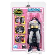 Batman Classic 1966 TV Series Pink Cowl Batman 8-Inch Action Figure