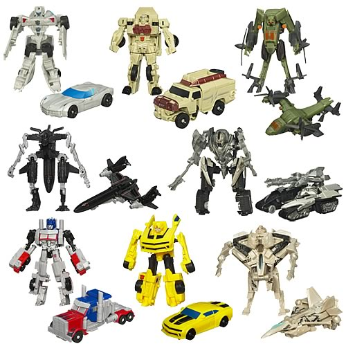 Transformers Revenge of the Fallen Legends Figures Wave 2