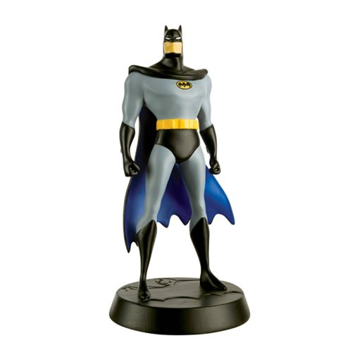 Batman: The Animated Series Figure Collection Batman with Magazine #1