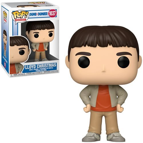 Dumb and Dumber Casual Lloyd Pop! Vinyl Figure
