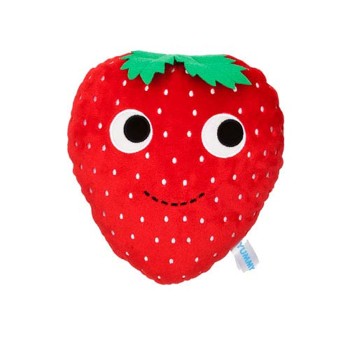 Kidrobot YUMMY Strawberry Medium Plush