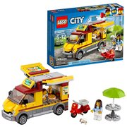 LEGO City Great Vehicles 60150 Pizza Van