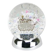 Pusheen the Cat Birthday Waterdazzler Water Globe
