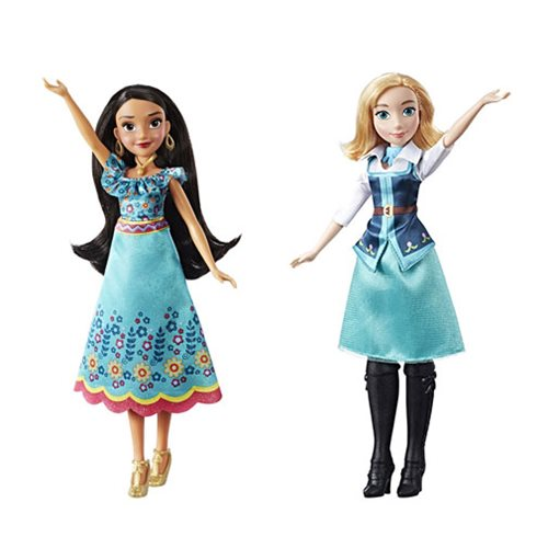 Disney Elena of Avalor Fashion Dolls Wave 1 Set