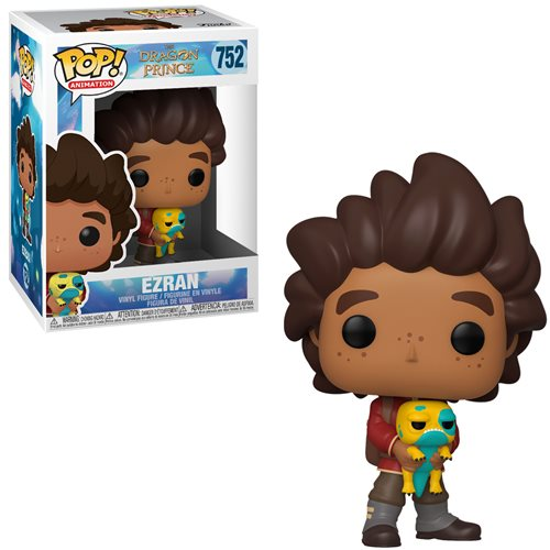 Dragon Prince Ezran Pop! Vinyl Figure