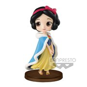 Snow White and the Seven Dwarfs Winter Snow White Q Posket Petit Statue