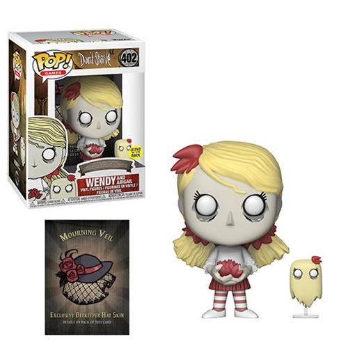 Don't Starve Wendy with Abigail Pop! Vinyl Figure and Buddy #402