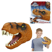 Jurassic World Chomping Tyrannosaurus Rex Head, Not Mint