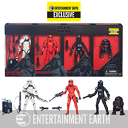 Star Wars The Black Series Imperial Forces 6-Inch Action Figures - Entertainment Earth Exclusive, Not Mint