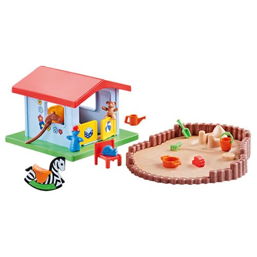 Playmobil 9814 Small Play House with Sandpit
