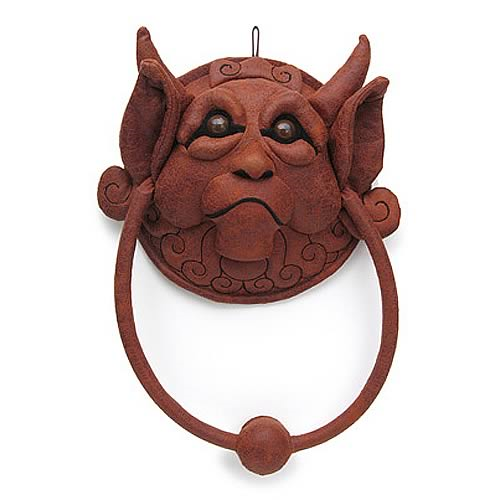 Labyrinth Door Knocker Plush