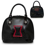 Black Widow Mini Dome Purse