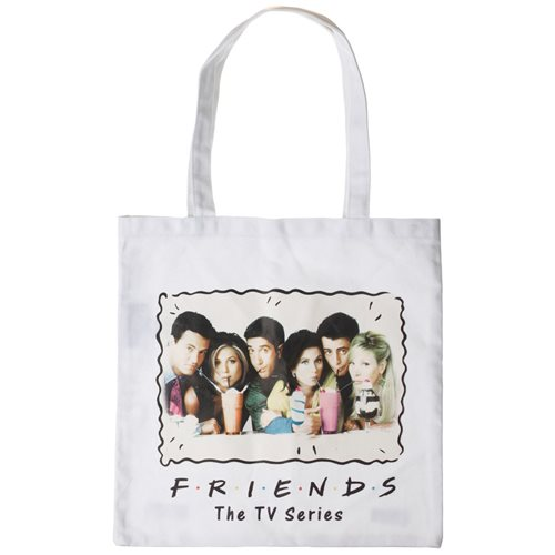 Friends Canvas Tote