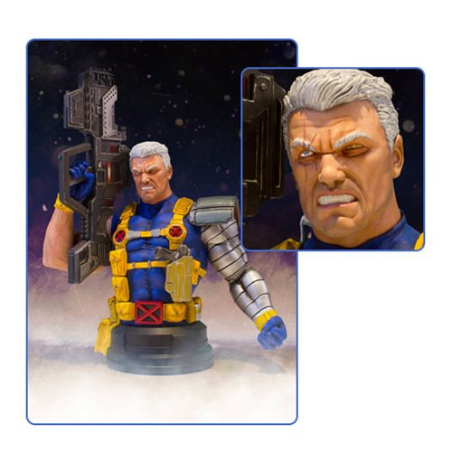X-Men Cable Mini Bust
