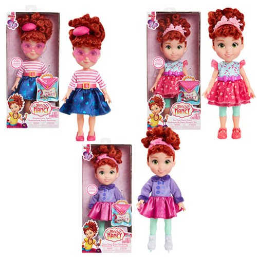 Fancy Nancy Fancy Fashion Doll Case