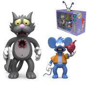 The Simpsons Itchy & Scratchy Medium Vinyl Figures
