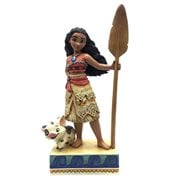 Disney Traditions Moana Find Your Own Way Statue