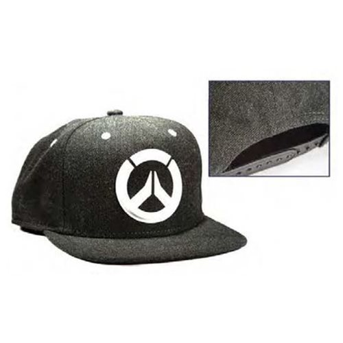 99d31839714 Overwatch Sonic Snapback Hat - Entertainment Earth