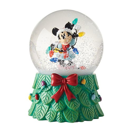 Disney Minnie Mouse with Lights Snow Globe
