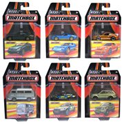 Matchbox Best Of 1:64 Scale 2017 Die-Cast Vehicle Mix 1 Case