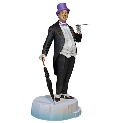 Batman 1966 TV Series Penguin Maquette Statue