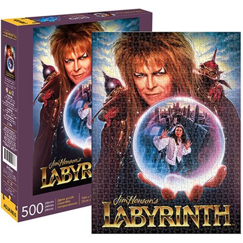 Labyrinth 500-Piece Puzzle