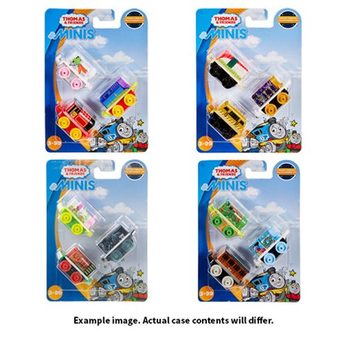 Thomas & Friends Minis Vehicle 3-Pack Case