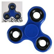 Fidget Spinner Blue 3-Leaf Basic Hand Spinner