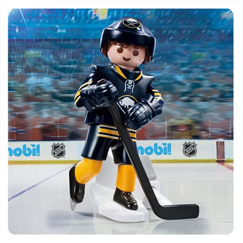 Playmobil 9180 NHL Buffalo Sabres Player Action Figure