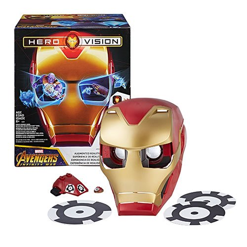 Avengers: Infinity War Hero Vision Iron Man AR Experience