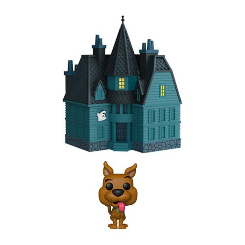 Scooby-Doo Haunted Mansion Pop! Vinyl Figure Movie Moments