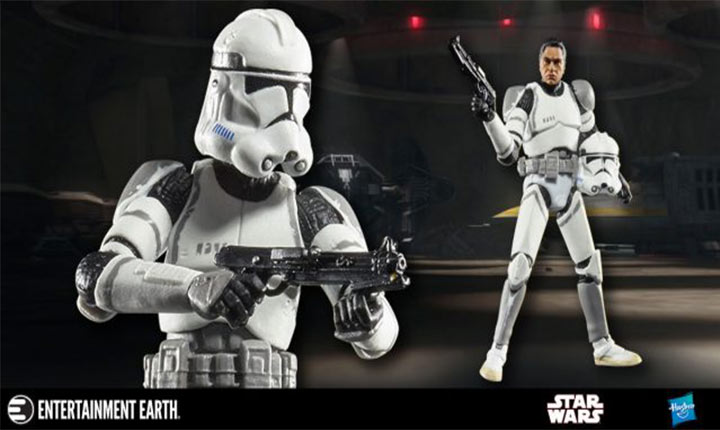 In the news - Clone Trooper