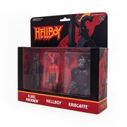 Hellboy 3 3/4-inch ReAction Figures Wave 2 Pack A