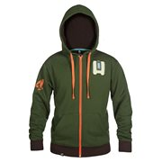 Overwatch Ultimate Bastion Zip-Up Hoodie