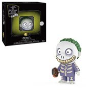 The Nightmare Before Christmas Barrel 5 Star Vinyl Figure