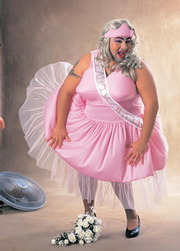 Fat Guy Prom Queen Costume  sc 1 st  Entertainment Earth & Fat Guy Prom Queen Costume - Entertainment Earth