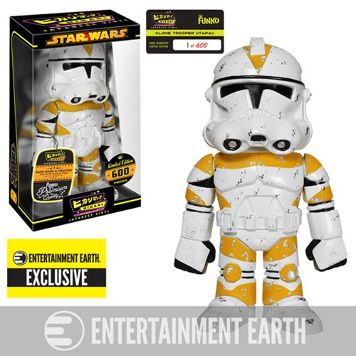 Star Wars Clone Trooper Utapau Premium Hikari Figure - Entertainment Earth Exclusive