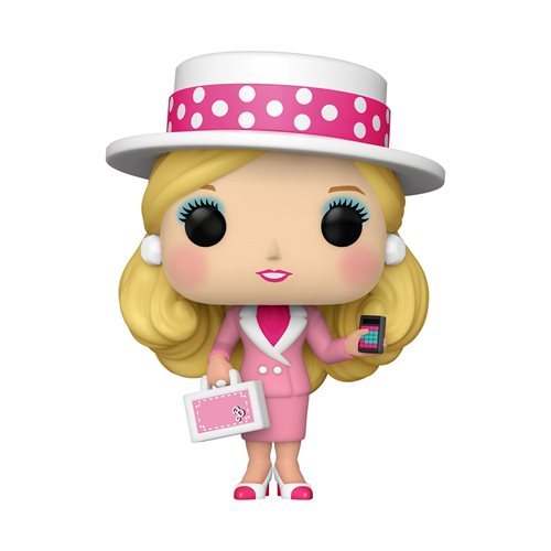 Barbie Business Barbie Pop! Vinyl Figure