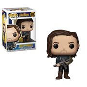 Avengers: Infinity War Bucky Barnes with Weapon Pop! Vinyl Figure #418