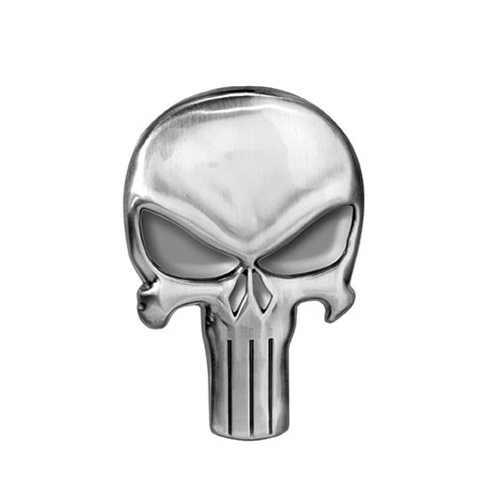 The Punisher Logo Pewter Lapel Pin