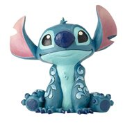 Disney Traditions Lilo & Stitch Big Trouble Stitch Statue by Jim Shore