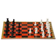 Chess & Checkers 2-in-1 Game Set