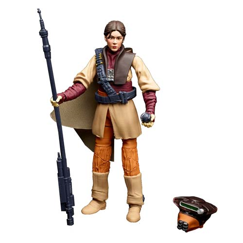 Star Wars The Black Series Princess Leia in Boushh Disguise 6-Inch Action Figure