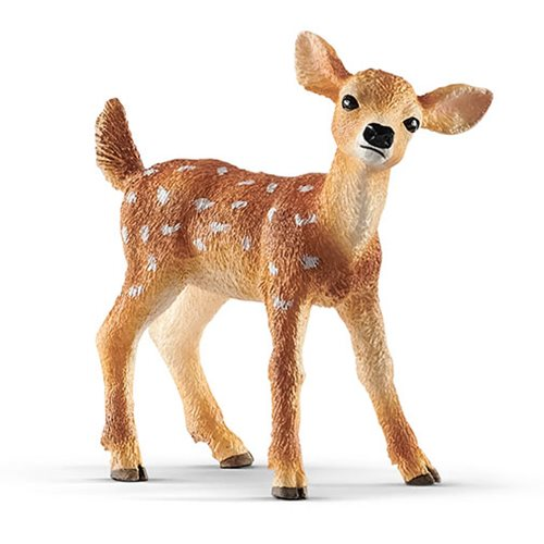 Wild Life White-Tailed Fawn Collectible Figure