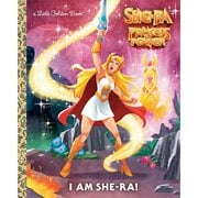 Masters of the Universe I Am She-Ra! Little Golden Book