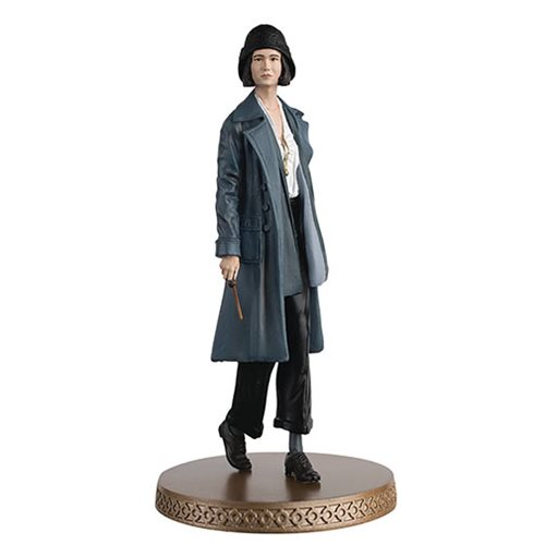 Harry Potter Wizarding World Collection Tina Goldstein Figure with Collector Magazine